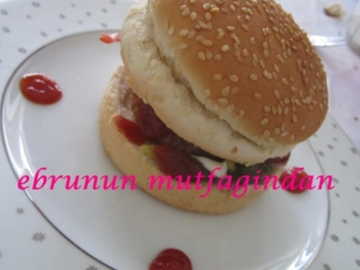 Hindi Burger Tarifi